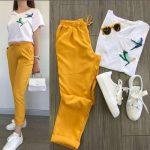 terno top and pants korean fashion terno ..