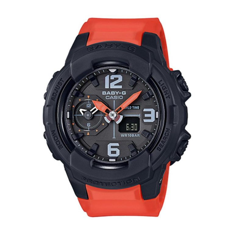 Casio G-Shock Women's Resin Strap Watch BGA-230-4B - intl