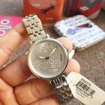 ES4375-Jacqueline Three-Hand Stainless Steel Watch