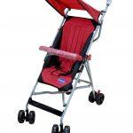 Enfant Baby Lightweight Umbrella Stroller (Red)