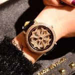 Davena Davena High Quality Austria Crystal Ladies' watch watches Luck Man-made Diamond Fashion watch watches Quartz