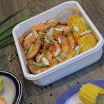 Rajun Cajun All Shrimp Platter