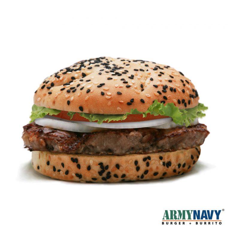 Classic Burger (5% off)