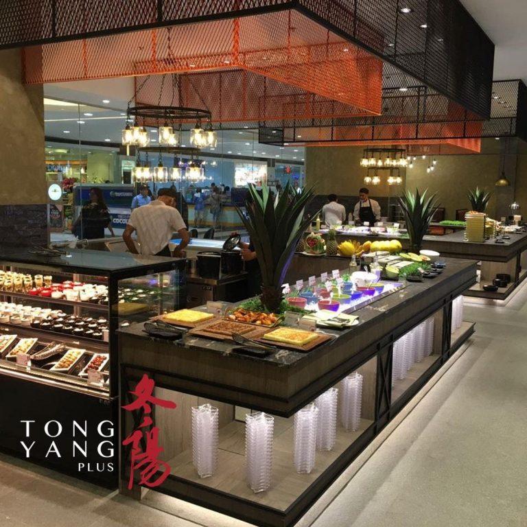 Tong Yang Plus Buffet P3000 Gift Voucher