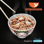 Yoshinoya Beef Bowl SMS eVoucher