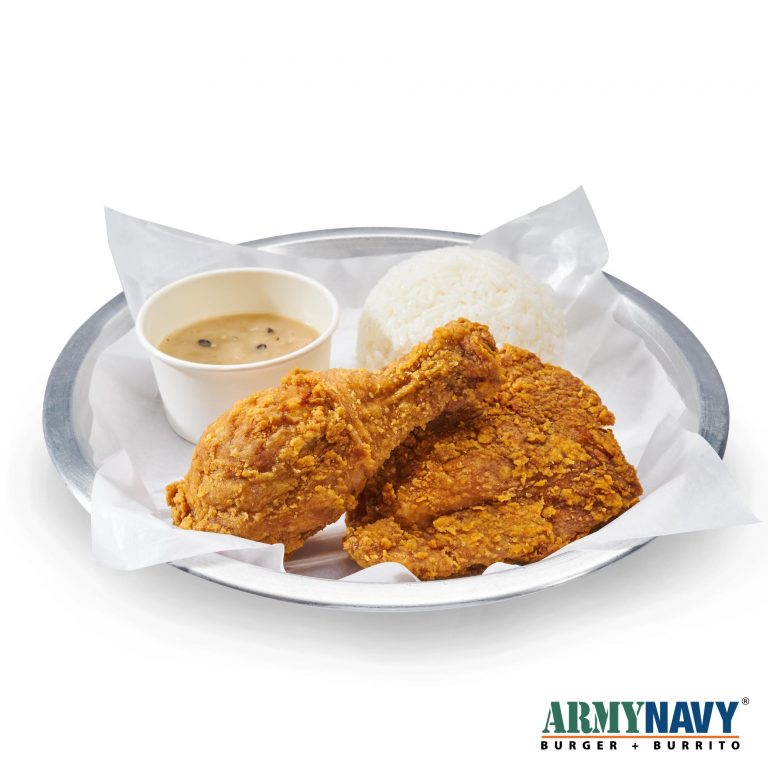 Fearless Fried Chicken (5% off)