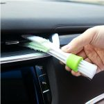 Interior Trim Vehicle Cleaning Wash Air Conditioner Sweep Gray Health Vehicle Useful Product Brush Dust Removal Special Purpose Vehicle in Car Cleaning Tools
