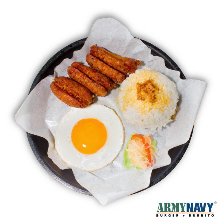 Longganisa Breakfast (5% off)