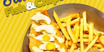 Fish & Co. Salted Egg Fish & Chips Voucher
