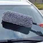 Brush Encyclopaedia Telescopic Nursing Care Burden Car Decoration Cleaning Feather Dusters Car dan zi la Drag in 650014