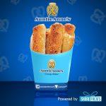 Auntie Anne's Cream Cheese Stix SMS eVoucher