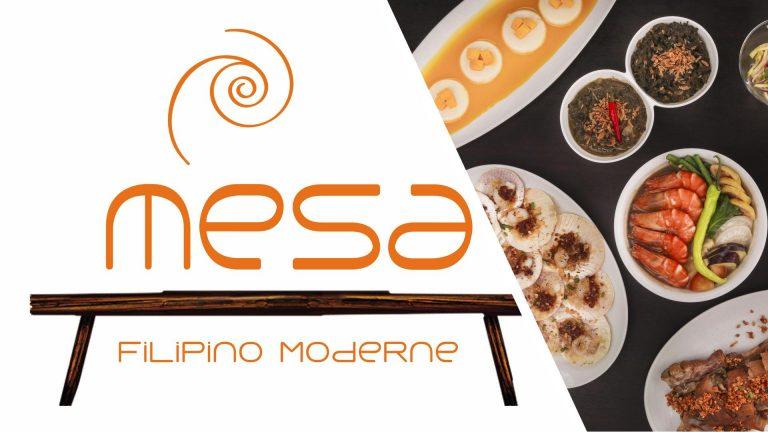 Mesa Filipino Moderne P100 Gift Voucher