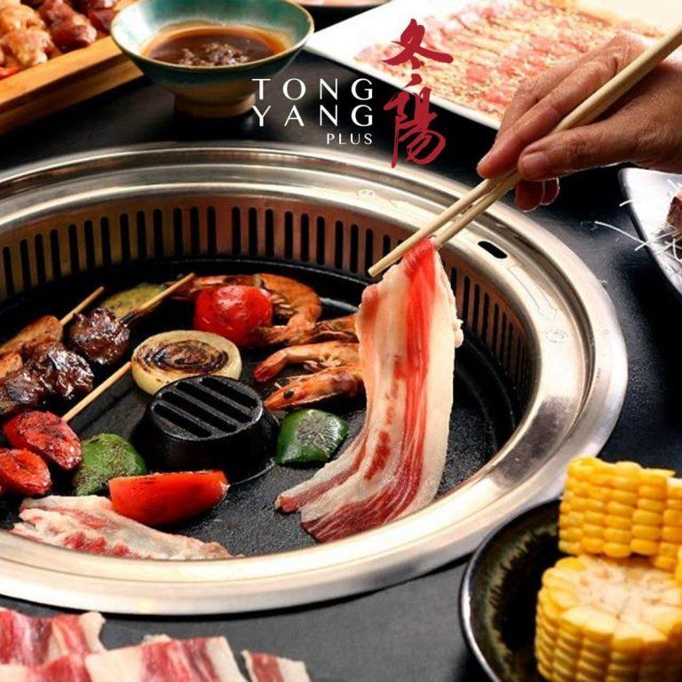 Tong Yang Plus Buffet P1500 Gift Voucher
