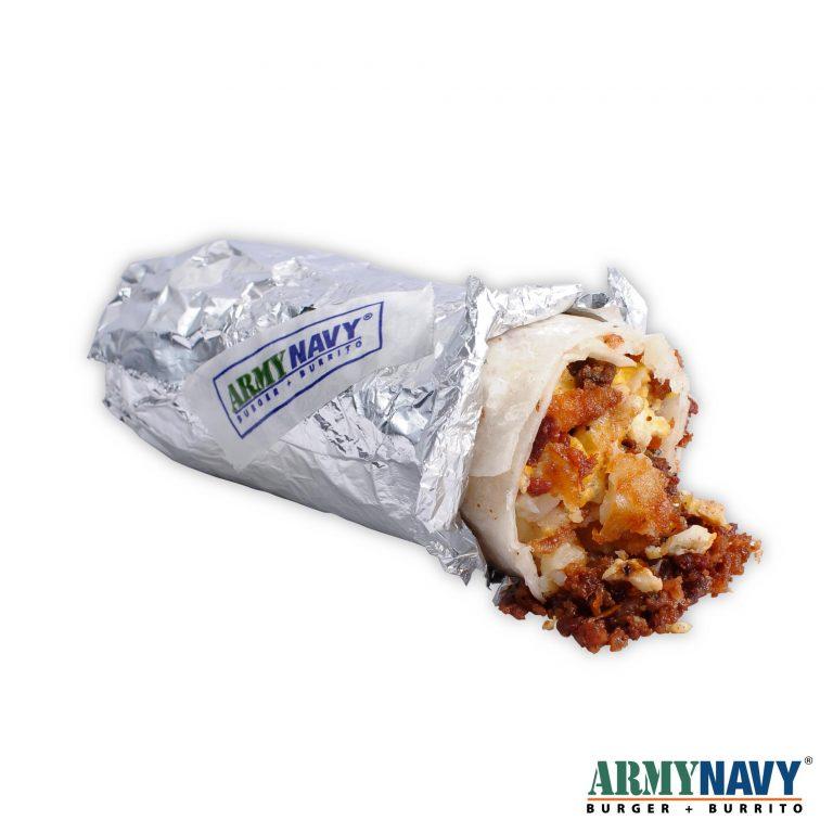 Breakfast Burrito - Longganisa (5% off)