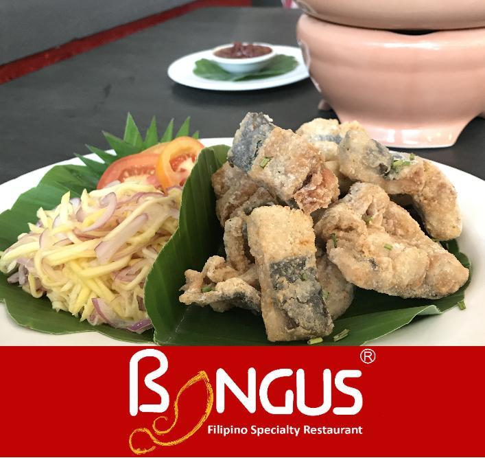Bangus Filipino Specialty Restaurant Php 300 Gift Voucher
