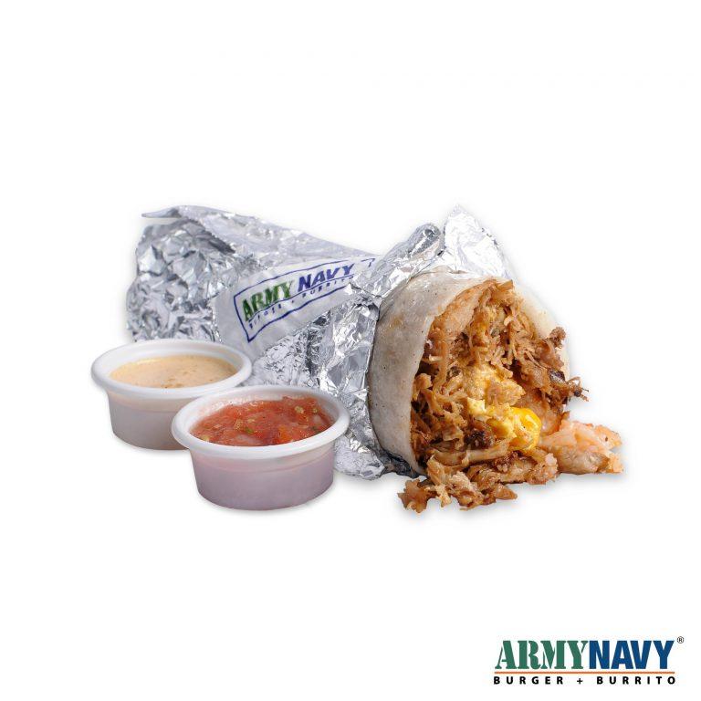 P.I. Burrito - Adobo Flakes (5% off)
