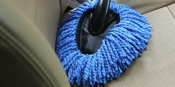 Duster Does the Brush Soft Bristle Long Telescopic Car Supplies Tool Kit Vehicle Cleaning Useful Product Wipe a Car Mop Dust Removal