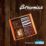 Brownies Unlimited Box of 4(Pre-Assorted)  SMS eVoucher