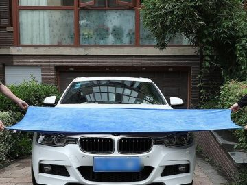 Long Large Size Cool Vehicle No Cleaning cloth che bu Useful Product Car Cleaning Towel Only Korean Style Cleaning Extra Large