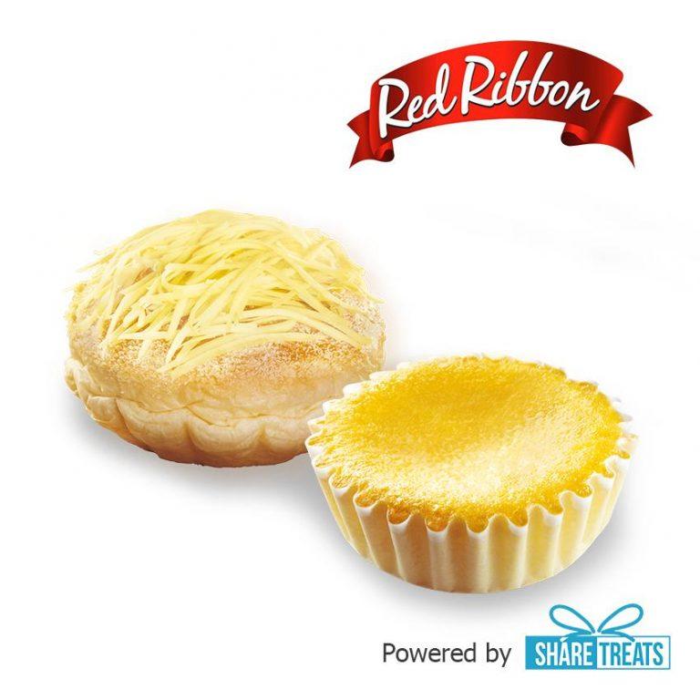 Red Ribbon Butter Mamon & Ensaimada (SMS eVoucher)