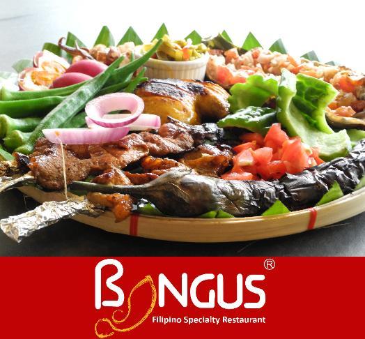 Bangus Filipino Specialty Restaurant Php 1000 Gift Voucher