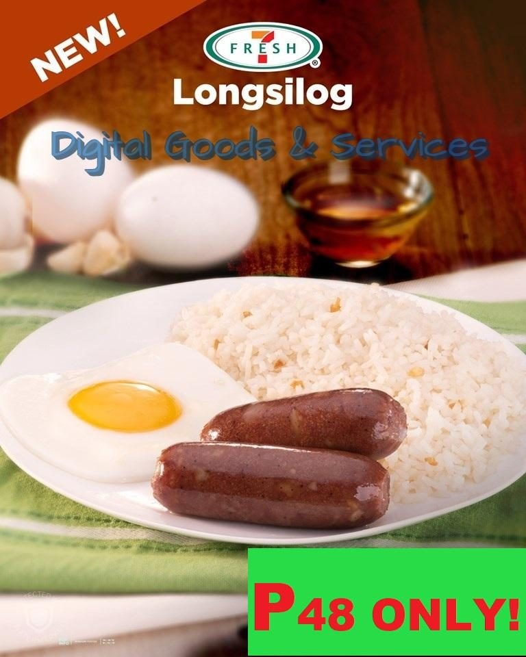 7/11 Longsilog Hamonado 280g Meal [E-VOUCHER]