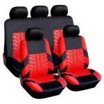 HQ 9PCS/Set Universal Breathable Car Seat Cover Car Accessories