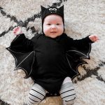 ?BALALA Toddler Newborn Baby Boys Girls Halloween Cosplay Costume Romper Hat Outfits Set