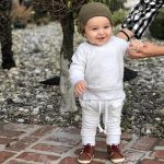 OSBORNSHOP_Toddler Kids Baby Boys Girls Solid Tops Pants Homewear Casual Outfits Sets