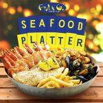 Fish & Co. Seafood Platter 1 Voucher