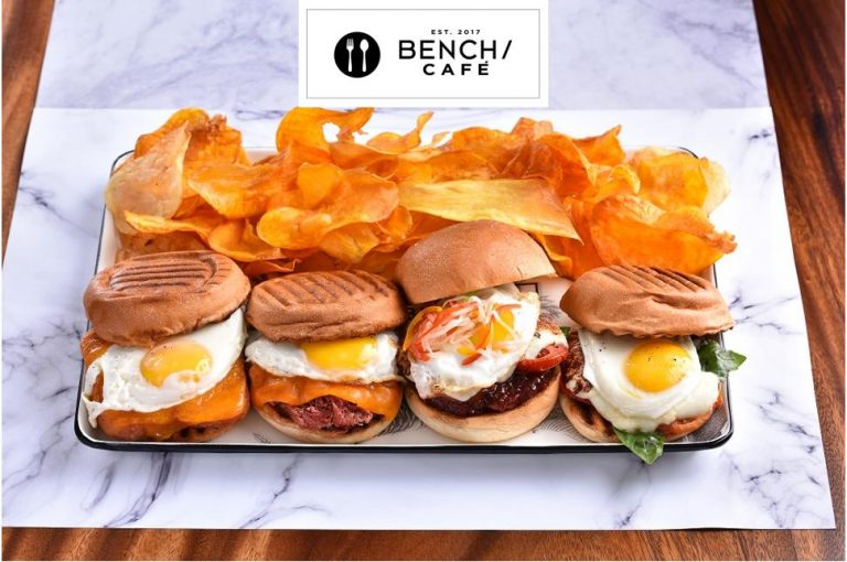 Bench Cafe P500 Gift Voucher