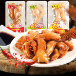 [China Special] Chu Taste Chicken Feet Tendon