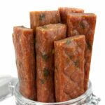Mission Meats SPICY Keto Sugar Free Jalapeno Pepper Free Range Turkey Jerky Bars Gluten Free