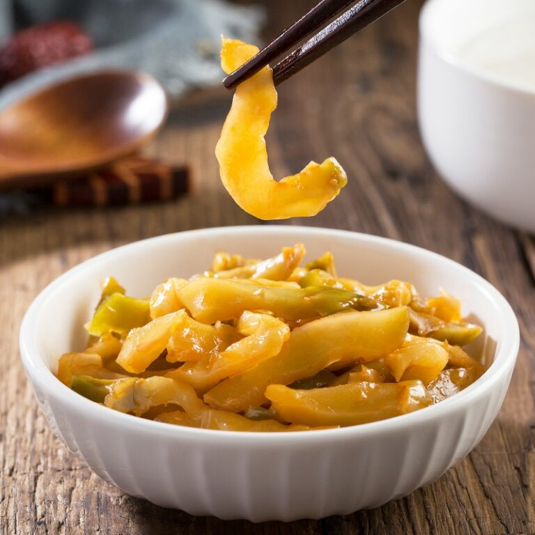 [China Recommended] BEIDEFU Pickled Mustard  16g