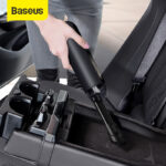 Baseus Portable Car Vacuum Cleaner Wireless 15000Pa / 5000Pa Rechargeable Handheld Mini Auto Cordless Vacuum Cleaner For Home & Car & Office