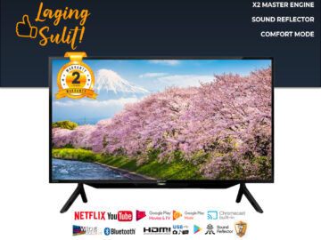 "Sharp 2T-C42BG1X 42"" 2K ANDROID TV (2 Years Warranty)"