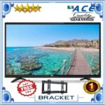 Ace 43 LED 909 Smart Slim Frameless Flat screen Yotube Television Slim Wifi Screen Mirroring Cast W/FREE BRACKET(FREE SHIPPING!!!) METRO MANILA ONLY