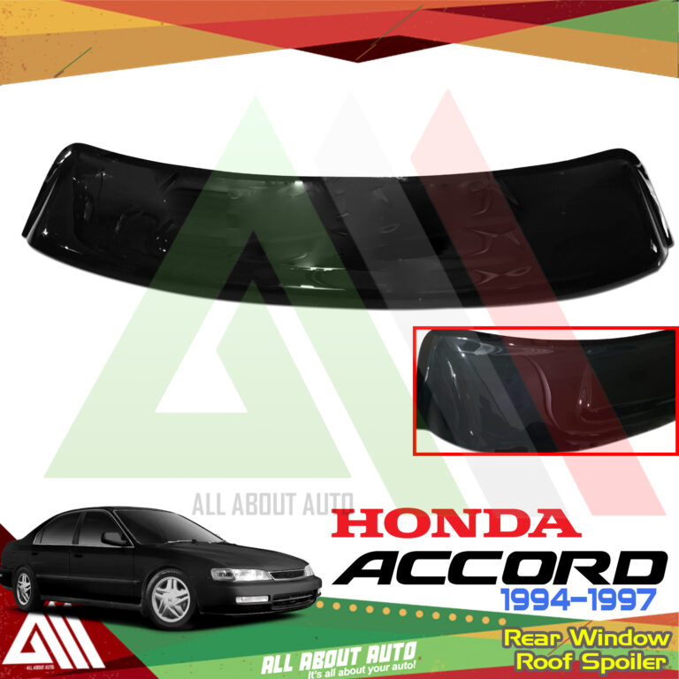 Honda Accord 1994-1997 Rear Window Roof Spoiler