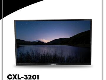 "Centrix CXL-3201 32"" Slim Design & Super energy saving Led Tv"