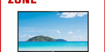 TCL 40 inch Full HD LED AI Smart Android TV - HDR – Netflix – YouTube (Model LED40S6800) /  TCL 40 inch Smart TV 40s6800 Android Smart TV  / TCL Android Smart Led Tv / With Free Voice Remote with wall bracket and ships with wooden crate