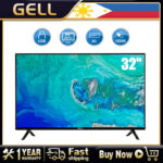 GELL 32 INCH LED TV HD Flatscreen TV Multi-ports HDMI AV USB