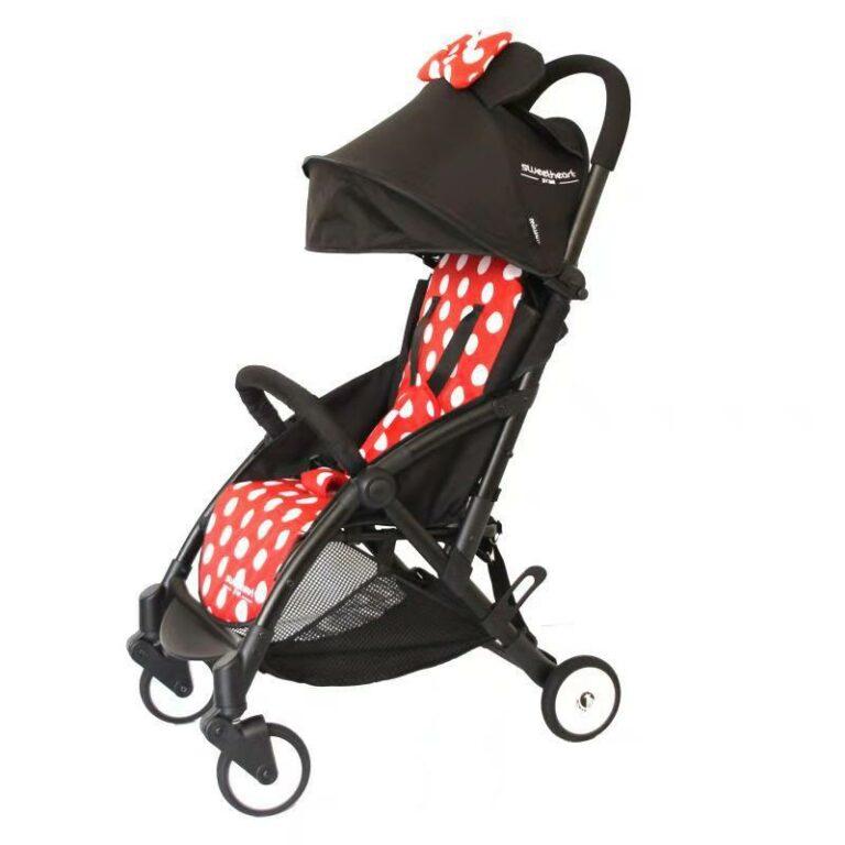 Baby Stroller High Landscape Baby Hand