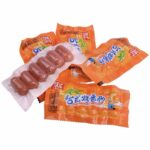 EQGS Shineway Shuanghui Taiwanese Grilled Sausage Instant Food Ready To Eat Snack 45g