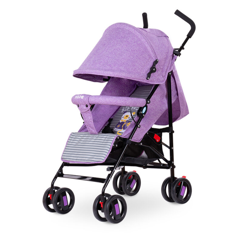Hope Baby Stroller Ultra-light Portable Foldable Stroller Children Can Sit and Lie Down