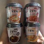 Korea Yopokki Instant Rice Cake Cup Topokki Tteokbokki Cup (140g)