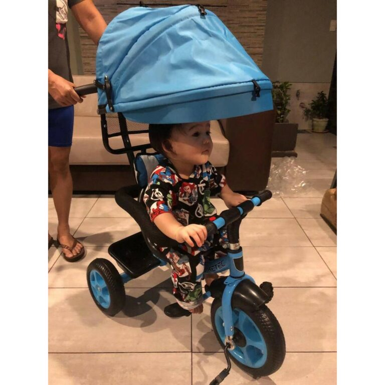 COD??Baby Stroller Bike and Trike Ride-On 4in1