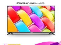 Konicka 40 10G - Normal LED TV