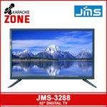 "JMS 3288 LED TV / 32 INCH DIGITAL LED TV / JMS 32"" LED TV"