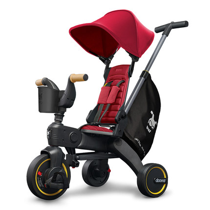 Doona Liki S5 Stroller baby children's tricycle walking baby artifact 1-3 years old bicycle foldable