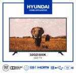 HYUNDAI 32'' Digital TV 32GD300K